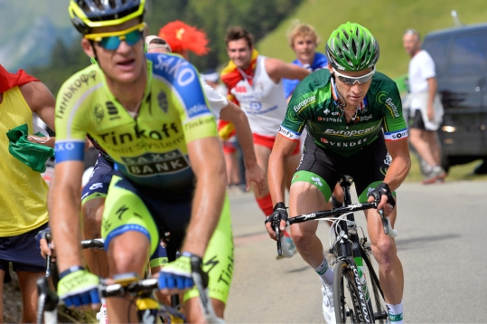 Cycling: 101th Tour de France / Stage 16